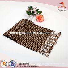 Warm Fashion Men Plaid Viskose Schal