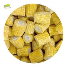 Haccp Organic Bulk Frozen Sweet Corn Kernel On The Cob