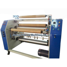 Automatic 4 Shaft Exchange Cling Film Slitting Rewinding Machinery