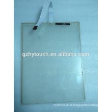 Panneau tactile tactile à cristaux liquides transparent SCN-AT (E274) 002741HL-797