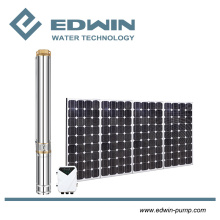 Solar Clean Water Submersible Pump with Solar Panel