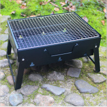 Portable Folding BBQ Grills Tool Barbecue Charcoal Stove Oven