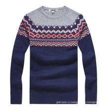 Фабрично сделанный свитер высокого качества шерстей людей