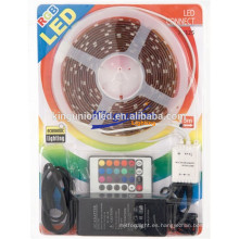 Kingunion Nuevo Blister Paquete LED Flexible Strip Light