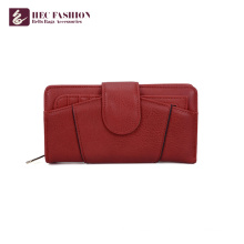HEC Custom Damen Clutch Geldbörse Multi-Color Optionale Kreditkarten Geldbörse