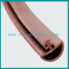 Extrusões de PVC personalizadas