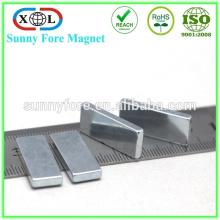 производит высокое качество квадратных неодимовый магнит