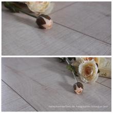 8mm Eiche Cream 1-Streifen abgeschrägt und lackiert modernen Stil wasserdicht laminierten Boden