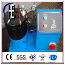 Ce aprobado herramientas de cambio rápido Máquina de prensado de manguera