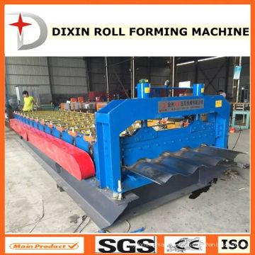 Máquina formadora de rollos de placa de contenedor