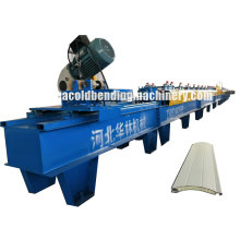 95+PU+Foam+Rolling+Shutter+Door+Forming+Machine