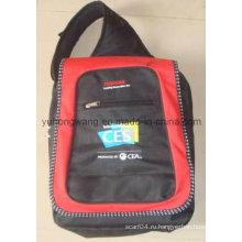 Индивидуальная сумка для компьютера, двойной рюкзак на плечо