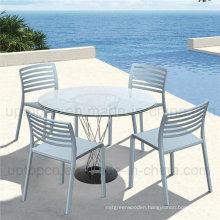 Best Sale Garden Restaurant Polypropylene Chair (SP-UC025)