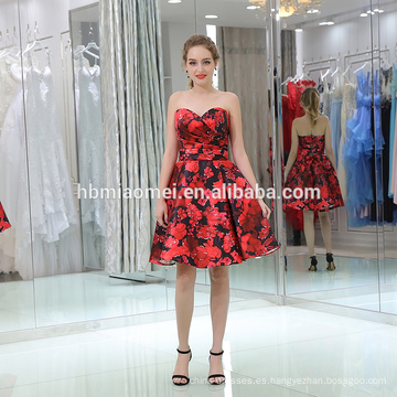 La ropa de Guangzhou exporta el vestido de las señoras de las mujeres del mundo