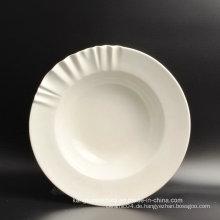 Guangdong Fabrik Keramik Geschirr Platte