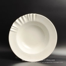 Chapa de cerâmica de fábrica de Guangdong
