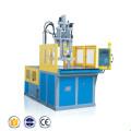 Machine de moulage par injection verticale à panneau rotatif