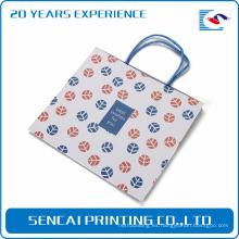 Bolso personalizado de papel kraft para pastel de Sencai