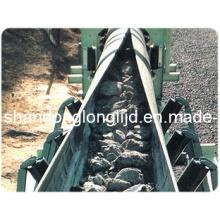 Ceinture de convoyeur de tuyaux en acier