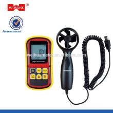 Anemometer Portable Anemometer Anemometer with Temperature Digital Anemometer WH8901