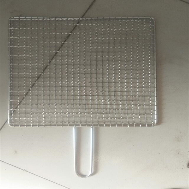 Popular Stainless Steel Barbecue Grill Netting Screen