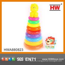 Игрушки Весна Игрушки Многоцветный Игривый Пингвин Радуга Кольцо Игрушки