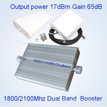 3G 4G Lte Repeater Booster 1800 2100MHz Dual Band Signalverstärker St-82A