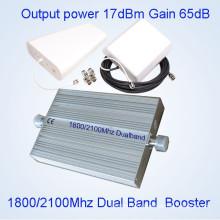 3G 4G Lte Repeater Booster 1800 2100 МГц двухдиапазонный усилитель сигнала St-82A