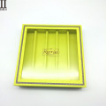 Rigid PVC window paper gift box