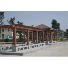 2014 Venda quente WPC Pavilion