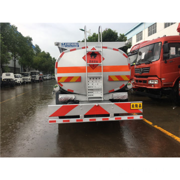 Poids lourd 9 cubes camion diesel explosif inflammable