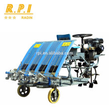 Transplanteur de riz à 4 rangées de moteurs à essence (type à conduite)