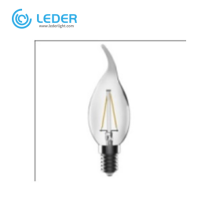 LEDER LED bulbs with enclosed fixture