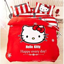 Tela de algodón para ropa de cama