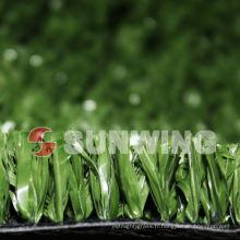 Vente chaude vert couleur mini golf mat en nylon gazon artificiel