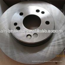 Piezas de repuesto auto sistema de freno disco de freno / rotor