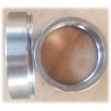 Радиальное шарикоподшипниковое кольцо с канавкой