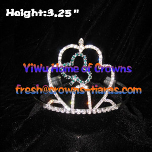 Crystal St.Patrick's Day Crowns