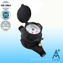 Multi Jet Dry Type IP68 Plastic Water Meter