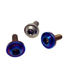 Non-standard CNC Machining for Titanium Screws