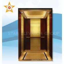 Hôtel de luxe Passenger Elevator for 1350kg