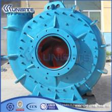 Pompe de drainage de sable à aspiration personnalisée pour la dragage (USC5-001)