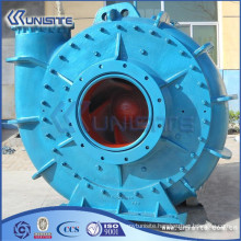 customized hopper suction sand dredge pump for dredging (USC5-001)
