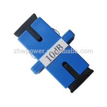 3dB 5dB 10dB 15dB sc/pc adapter type fiber optic attenuator/optical fiber attenuators