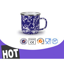 Enamel drinkware Modern design portable fruit water 12oz dragon ball coffee mug