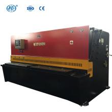 QC12Y-12X3200 NC Hydraulische Schwenkbalken-Schermaschine