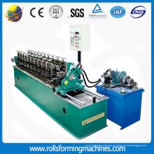 Máquina formadora de rollos de malla cruzada de paneles de yeso
