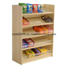 5 Tier Candy Wood Display Rack