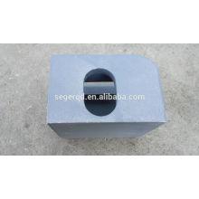 Стандартный контейнер ISO1161 углу