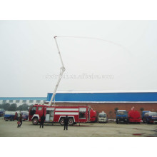 25m Howo Water Tower Fire Truck